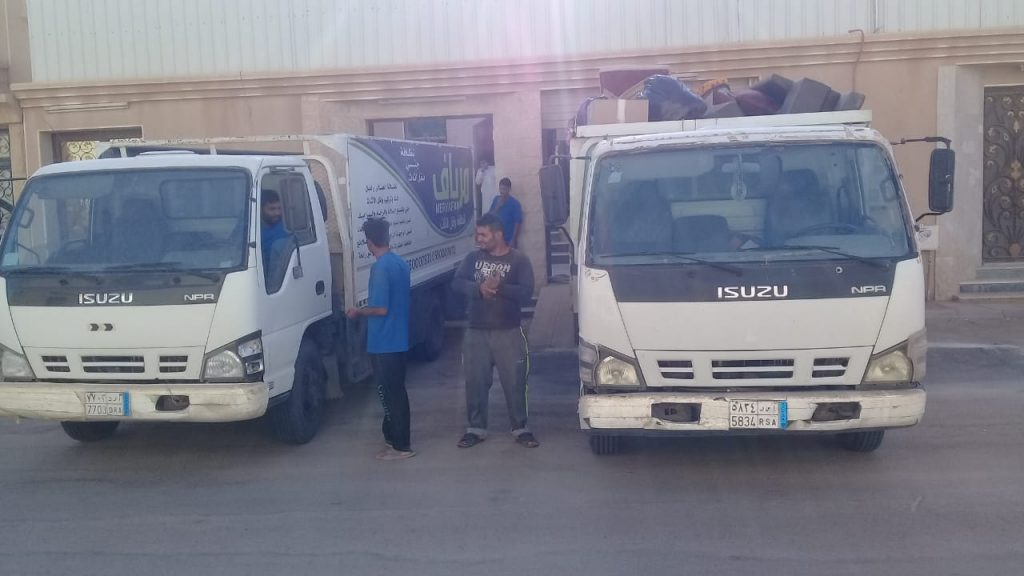 شركة نقل أثاث ببريدة